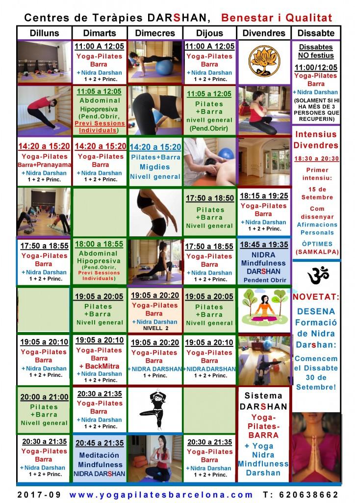 horarios yoga pilates yoga nidra sistema darshan barcelona 2017 dddd-page-001