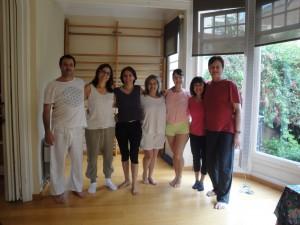 pm a Curso Intensivo Formacion Instructoras Yoga Nidra Mindfulness Barcelona Grupo GR