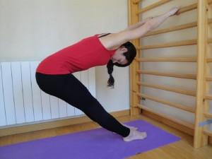 a yoga pilates saludable en descarga liberacion columna vertebral