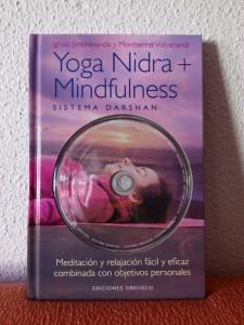 Libro Cd YOGA NIDRA MINDFULNESS FORMACION INSTRUCTORES YOGA NIDRA BARCELONA GRACIA SANT GERVASI