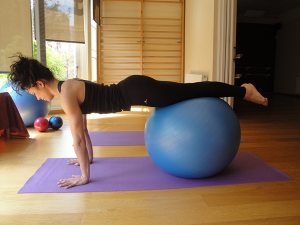 t pilates yoga estiramiento cadenas musculares abdominales hipopresivos barcelona gracia sant gervasi gah