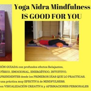 Formacion Instructoras Yoga Nidra Barcelona