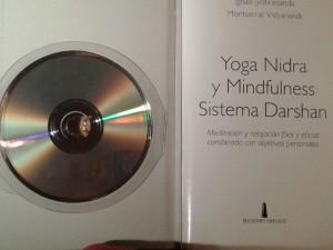 Libro CD practico de Yoga Nidra Mindfulness ideal para principiantes y practicar Atencion Plena