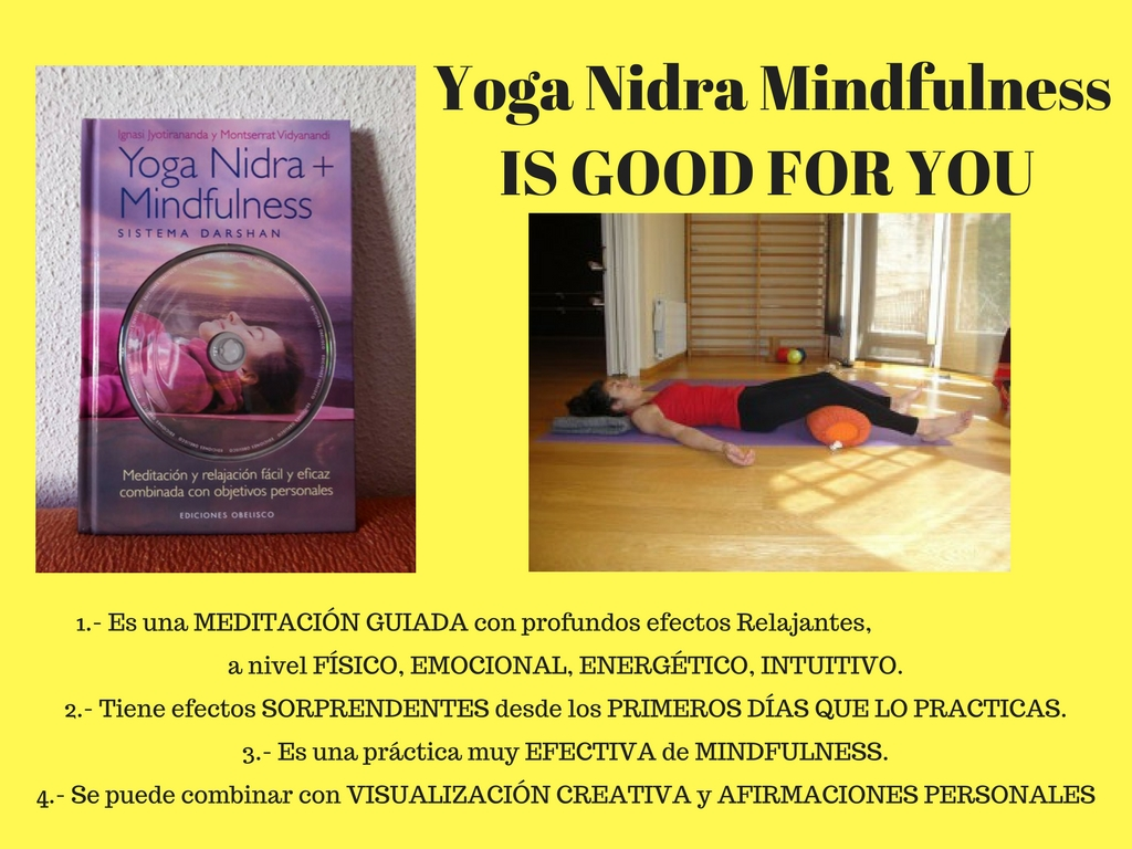Quinceava Formacion Profesores Instructoras Yoga Nidra Mindfulness Barcelona Cursos Intensivos Especializacion Yoga