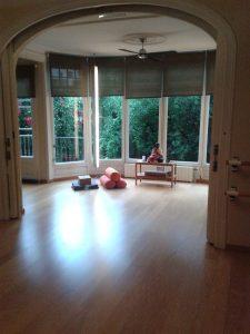 a sala vista jardin centro darshan yoga pilates gracia sant gervasi