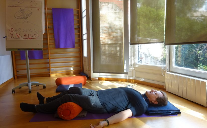 Yoga Nidra International Teacher Training Course Online and Face to Face Barcelona