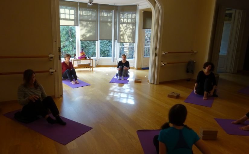Contacto Informacion Centro Darshan Nidra Yoga Pilates Gracia Sant Gervasi